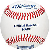 Diamond DOL-A Official NABF Baseballs (Dozen)