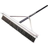"Jaypro Double Play 28"" Scarifer Broom"
