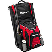 Dudley Wheeled Team Travel Bag with Detachable Bat Pack