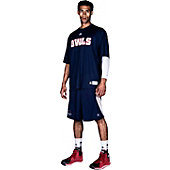 Adidas Men's NCAA Custom miCommander Shooting Shirt