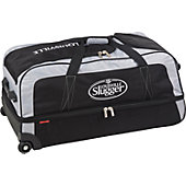 Louisville Slugger Clubhouse Collection Wheeled Split-Level Bag
