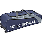 Louisville Slugger Series 3 Rig Wheeled Player Bag