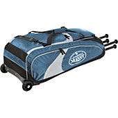 Louisville Slugger Series 5 Rig Wheeled Player Bag