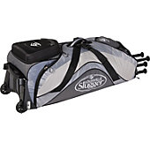 Louisville Slugger Series 9 Rig Wheeled Players Bag