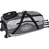 Louisville Slugger Series 9 Ton Team Wheeled Bag