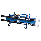 JAYPRO VOLLEYBALL EQUIPMENT CARRIER