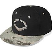 Evoshield  Lock Shields Camo Flat Bill  Hat