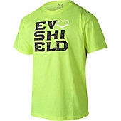 EvoShield Neon Stacked Letters T-Shirt