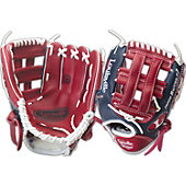 Louisville Slugger Evolution Series Custom Gloves