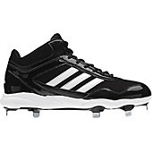 Adidas Men's Excel Pro Metal Mid Baseball Cleats