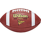 Wilson NCAA 1005 Leather Game Football