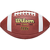 Wilson TDY Traditional Leather Youth Football