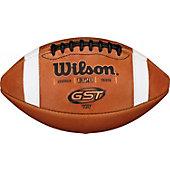 Wilson GST TDY Junior Football- Custom Stamped
