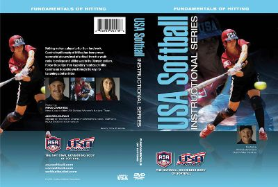 Softball - ASA USA Softball DVD:  Fundamentals of Hitting - Softball Hitting Videos