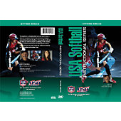 ASA USA Softball DVD:  Hitting Drills