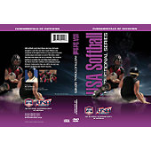 ASA USA Softball DVD:  Fundamentals of Catching