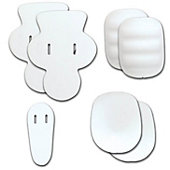 Champro Youth 7 Piece Slotted Pad Set