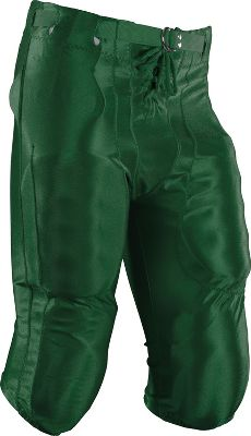 Football America Adult High Luster Slotted Football Pant