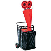 Football Equipment Cart