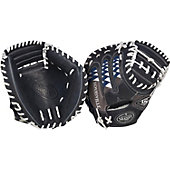 "Louisville Slugger HD9 Series Navy 33.5"" Catcher's Mitt"