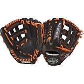 "Louisville Slugger HD9 Series Orange 11.75"" Baseball Glove"