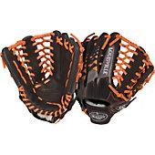 "Louisville Slugger HD9 Series Orange 12.75"" Baseball Glove"
