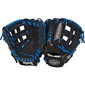 "Louisville Slugger HD9 Series Royal 11.75"" Baseball Glove"