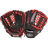 "Louisville Slugger HD9 Series Scarlet 11.5"" Baseball Glove"