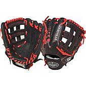 "Louisville Slugger HD9 Series Scarlet 11.75"" Baseball Glove"