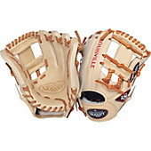 "Louisville Slugger Pro Flare Series Cream 11.5"" Baseball Glo"