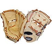 "Louisville Slugger Pro Flare Series Cream 11.75"" Baseball Gl"