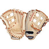"Louisville Slugger Pro Flare Series Cream 12.75"" Baseball Glove"