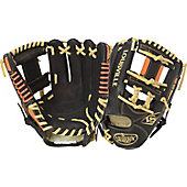 "Louisville Slugger Omaha Series 5 Orange 11.25"" Glove"