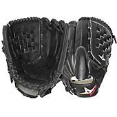 "All-Star System 7 Series 12"" Black Baseball Glove"