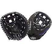 "Louisville Slugger Xeno Black Series 33"" FP Catcher's Mitt"