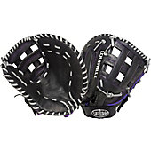 LVS Xeno Black First Base Mitt 13in