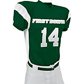 Football America Adult First Down Two-Tone Football Jersey