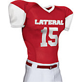 Champro Adult Lateral Two-Tone Football Jersey