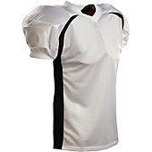 Adams Youth Game Dazzle Side Contrast Football Jersey