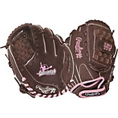 "Rawlings Fastpitch Series 11"" Softball Glove"