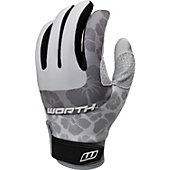 Worth Girls' Keilani Storm Batting Gloves