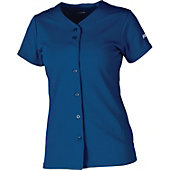 Worth Women's Full-Button Poly Softball Jersey