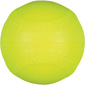 SOFTBALL SALES FOAM MACHINE BALL YELLOW 10H