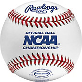 Rawlings Flat Seam Official NCAA Baseball (Dozen)