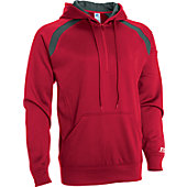 Russell Adult Tech 1/4 Zip Performance Fleece Hoodie