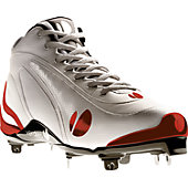 Verdero Men's 3Q II Mid Metal Baseball Cleats
