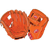 "Rawlings Limited Edition GG Gamer XLE Series Orange 11.25"" Baseball Glove"