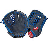 "Rawlings Limited Edition GG Gamer XLE Series Gray/Royal 11.5"" Baseball Glove"