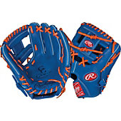 "Rawlings Limited Edition GG Gamer XLE Series Royal/Orange 11.5"" Baseball Glove"