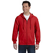 Gildan Men's 8 oz. Heavy Blend 50/50 Full-Zip Hood